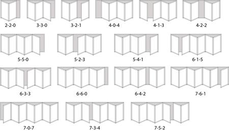 Scintillating Folding Door Mechanism Pictures - Image design house ...
